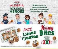 Ofertas de Restaurantes en el catálogo de Krispy Kreme ( 15 días más)