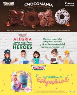 Ofertas de Restaurantes en el catálogo de Krispy Kreme ( 3 días más)