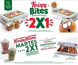 Ofertas de Krispy Kreme en el catálogo de Krispy Kreme ( Vence hoy)