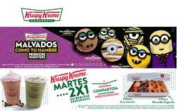 Catálogo Krispy Kreme ( 11 días más)