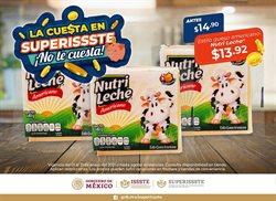 Ofertas de Hiper-Supermercados en el catálogo de SuperISSSTE en Los Mochis ( 14 días más )