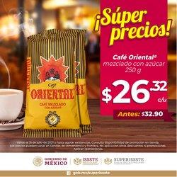 Ofertas de Hiper-Supermercados en el catálogo de SuperISSSTE ( 4 días más)