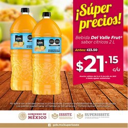 Ofertas de Hiper-Supermercados en el catálogo de SuperISSSTE ( Vence hoy)