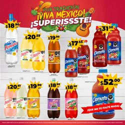 Ofertas de Hiper-Supermercados en el catálogo de SuperISSSTE ( 11 días más)