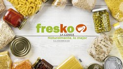Ofertas de Hiper-Supermercados en el catálogo de Fresko en Gustavo A Madero ( Vence mañana )