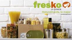 Ofertas de Hiper-Supermercados en el catálogo de Fresko en Cuajimalpa de Morelos ( 3 días más )