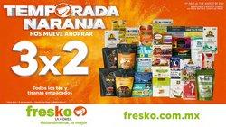 Ofertas de Hiper-Supermercados en el catálogo de Fresko ( 3 días más)