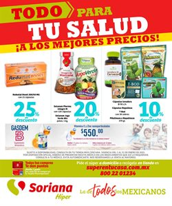 Ofertas de Vitaminas en Comercial Mexicana