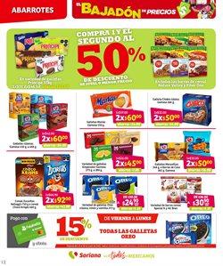 Ofertas de Gamesa en Comercial Mexicana