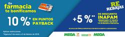 Ofertas de Comercial Mexicana  en el folleto de Texcoco