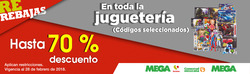 Ofertas de Comercial Mexicana  en el folleto de Zapopan