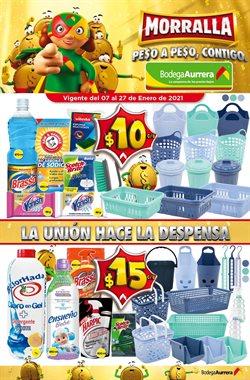 Catálogo Bodega Aurrera en Monterrey ( Caduca hoy )