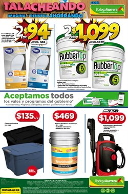 Catálogo Bodega Aurrera en Guadalajara ( Publicado ayer )