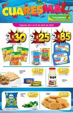 Catálogo Bodega Aurrera en Iztapalapa ( Vence mañana )