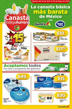 Catálogo Bodega Aurrera en Navojoa ( 10 días más )