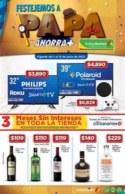 Ofertas de Hiper-Supermercados en el catálogo de Bodega Aurrera ( Vence hoy)
