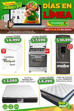 Ofertas de Hiper-Supermercados en el catálogo de Bodega Aurrera ( Publicado hoy)