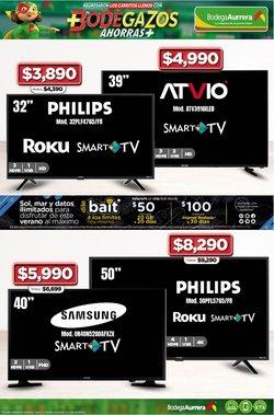 Ofertas de Samsung en el catálogo de Bodega Aurrera ( 10 días más)