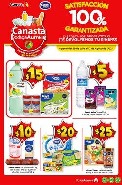 Catálogo Bodega Aurrera ( Publicado ayer)