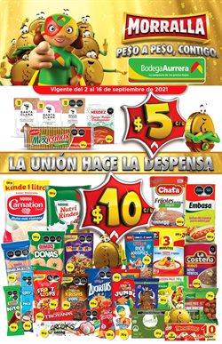 Catálogo Bodega Aurrera ( Vence hoy)
