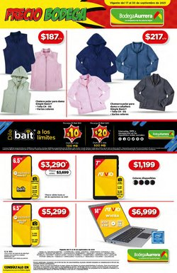 Ofertas de Motorola en el catálogo de Bodega Aurrera ( 2 días más)