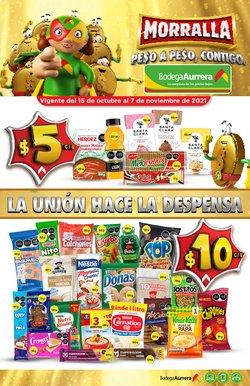 Ofertas de Bodega Aurrera en el catálogo de Bodega Aurrera ( 11 días más)