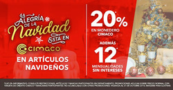 Ofertas de Cimaco  en el folleto de Torreón