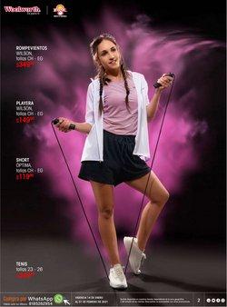 Ofertas de Tenis mujer en Woolworth