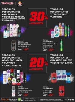 Ofertas de Desodorante en Woolworth