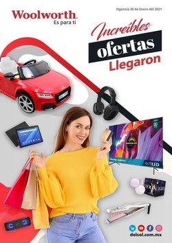 Ofertas de Tiendas Departamentales en el catálogo de Woolworth en Ciudad Cuauhtémoc (Chihuahua) ( Publicado hoy )