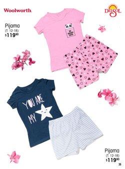 Ofertas de Pijama en Woolworth