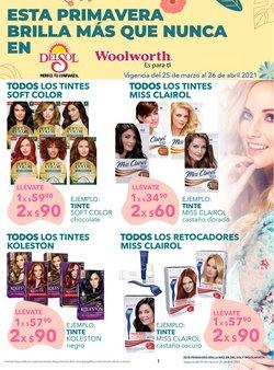 Catálogo Woolworth en Santiago de Querétaro ( 16 días más )