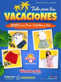 Ofertas de Ropa, Zapatos y Accesorios en el catálogo de Woolworth en Heróica Puebla de Zaragoza ( Vence mañana )