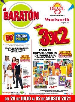 Catálogo Woolworth ( Vence hoy)