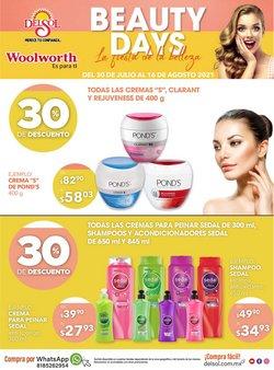 Ofertas de Woolworth en el catálogo de Woolworth ( Publicado ayer)