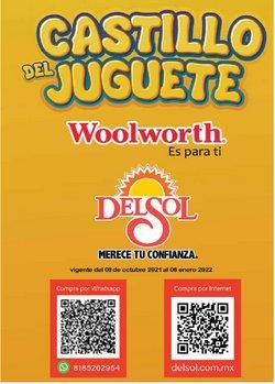 Ofertas de Woolworth en el catálogo de Woolworth ( Más de un mes)