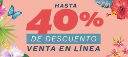 Ofertas de Lavoro  en el folleto de Monterrey