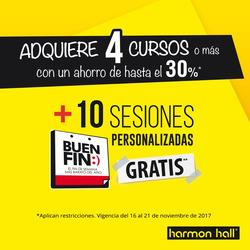 Ofertas de Harmon Hall  en el folleto de Guadalajara