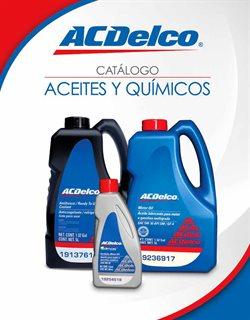 Catálogo ACDelco ( Más de un mes )