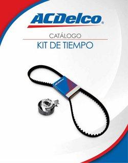 Ofertas de ACDelco en el catálogo de ACDelco ( Más de un mes)