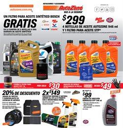 Catálogo AutoZone en Guadalajara ( 3 días más )