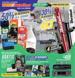 Catálogo AutoZone ( Caduca hoy )