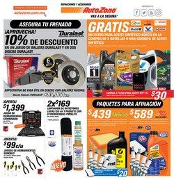Ofertas de Autos, Motos y Repuestos en el catálogo de AutoZone ( Vence hoy)