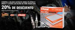 Ofertas de AutoZone  en el folleto de Ciudad de México