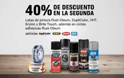 Cupón AutoZone en Monterrey ( 3 días más )
