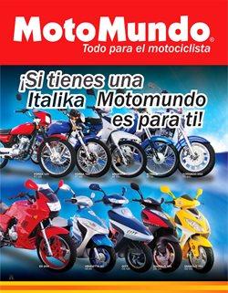 Catálogo Motomundo en Benito Juárez (CDMX) ( Caducado )