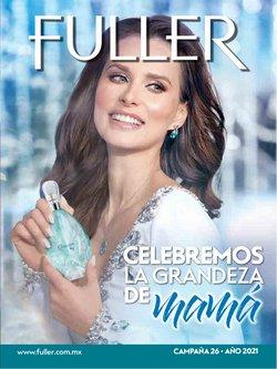 Ofertas de Perfumerías y Belleza en el catálogo de Fuller en Sahuayo de Morelos ( Publicado hoy )