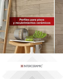 Ofertas de Interceramic  en el folleto de Puebla