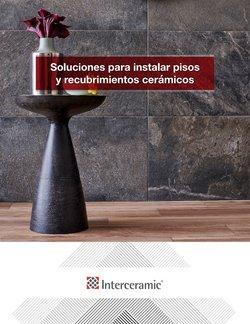 Ofertas de Ferreterías y Construcción en el catálogo de Interceramic en Zacatecas ( Más de un mes )