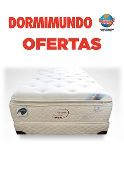 Catálogo Dormimundo ( 2 días más )